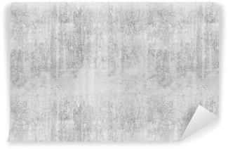 Tapeta Pixerstick Šedá betonová zeď, bezešvé pozadí textury