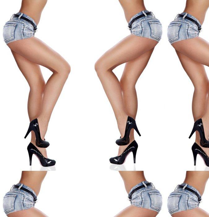 Tapeta Pixerstick Sexy ženy nohou - Témata