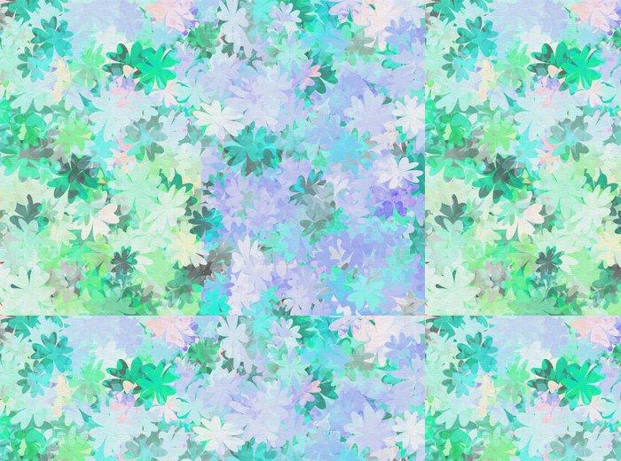 Tapeta Pixerstick Sfondo di fiori - Struktury