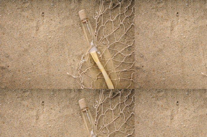 Vinylová Tapeta Shell na písku - Vodní a mořský život