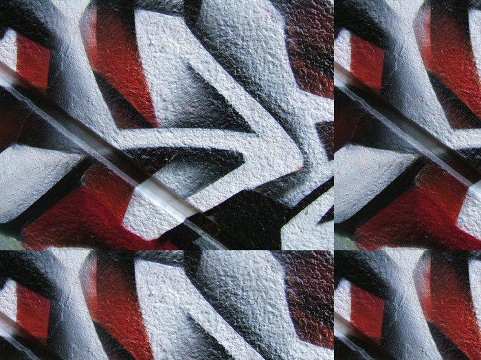 Tapeta Pixerstick Šipka (detail graffiti) - Umění a tvorba