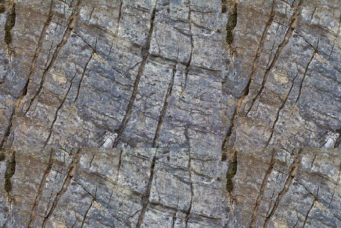 Tapeta Pixerstick Skalní stěny s trhlinami - Pozadí