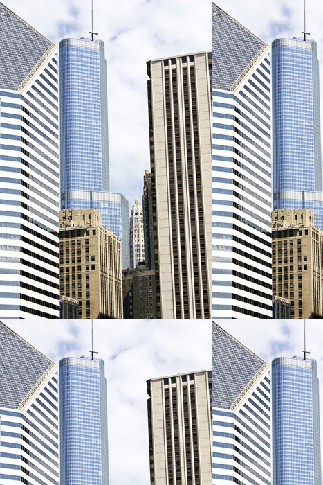Vinylová Tapeta Skyscrapers - Jiné