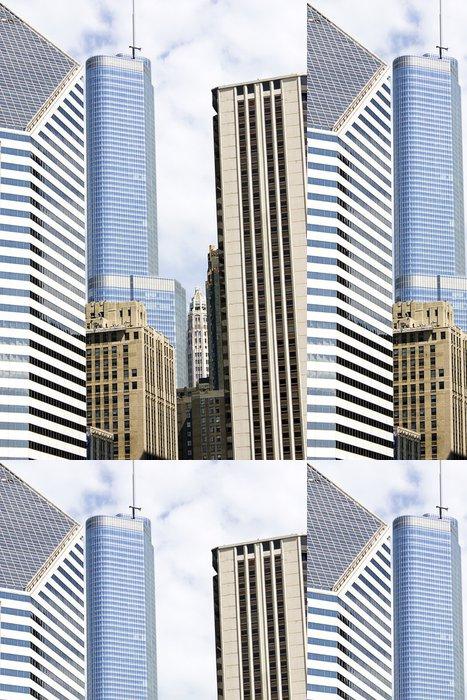 Tapeta Pixerstick Skyscrapers - Jiné
