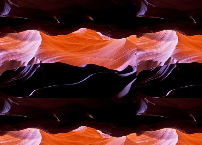 Tapeta Pixerstick Slot kaňony 8 - Příroda a divočina