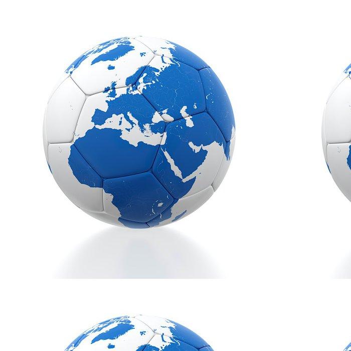 Vinylová Tapeta Soccer ball - Sportovní potřeby