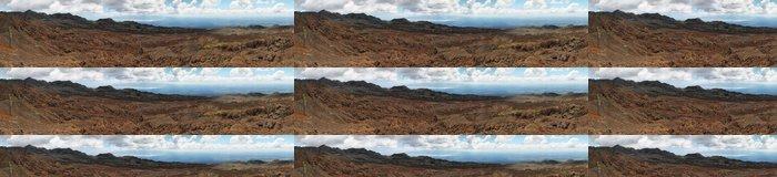 Tapeta Pixerstick Sopečná krajina, Sierra Negra, Galapagos. - Amerika