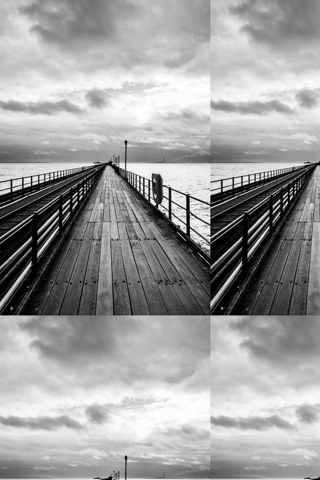Vinylová Tapeta Southend Pier - Témata