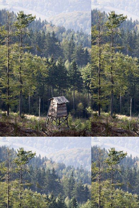 Tapeta Pixerstick Sovích hor - Prázdniny