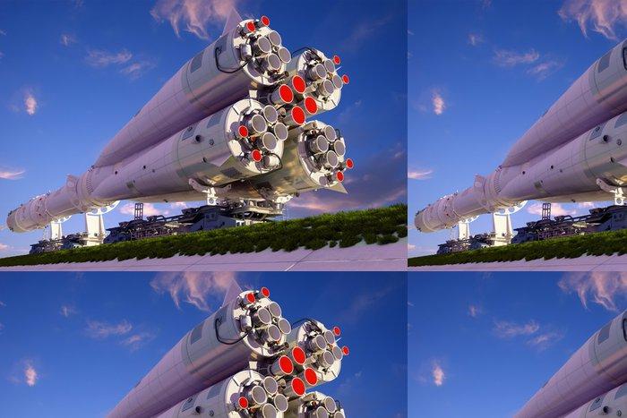 Vinylová Tapeta Space doprava - Meziplanetární prostor