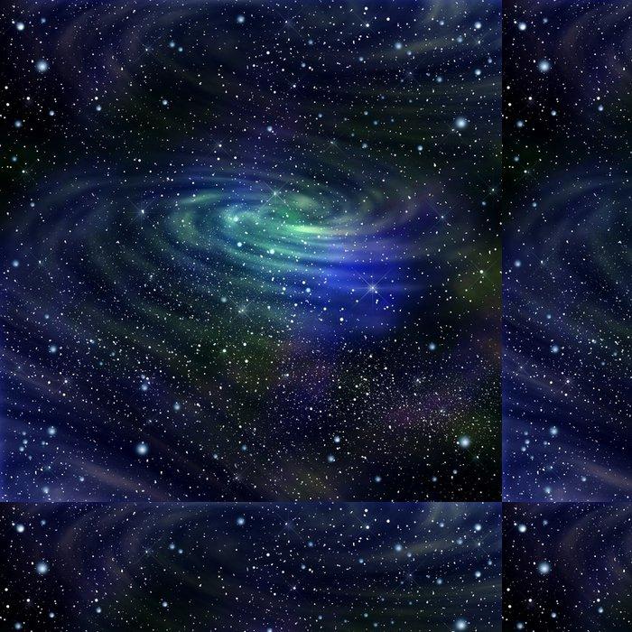 Tapeta Pixerstick Space galaxie image, ilustrace - Vesmír