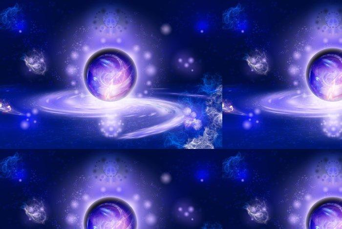 Tapeta Pixerstick Space galaxie - Meziplanetární prostor