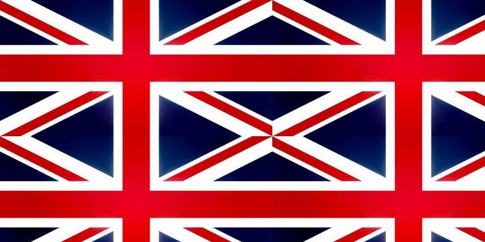 Vinylová Tapeta Spojené království - Evropa