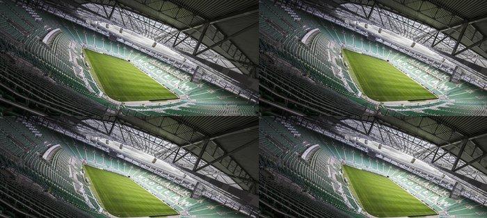 Vinylová Tapeta Stadion Miejski we Wrocławiu - Témata