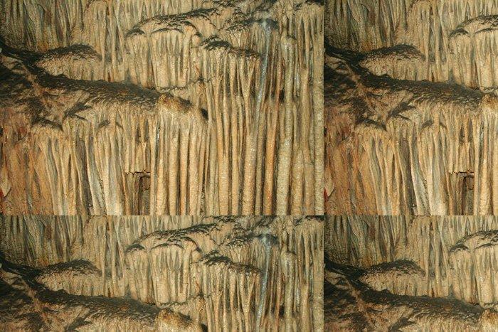 Tapeta Pixerstick Stalaktity a stalagmity - Pozadí