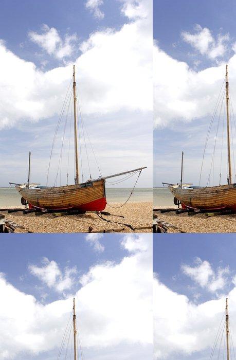 Tapeta Pixerstick Stará loď - Lodě