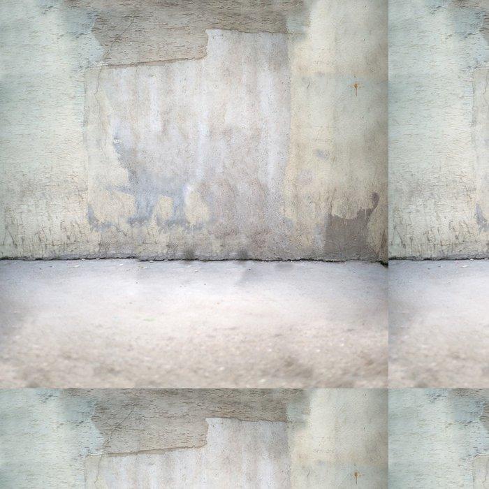 Vinylová Tapeta Staré a popraskané zdi pozadí - Pozadí