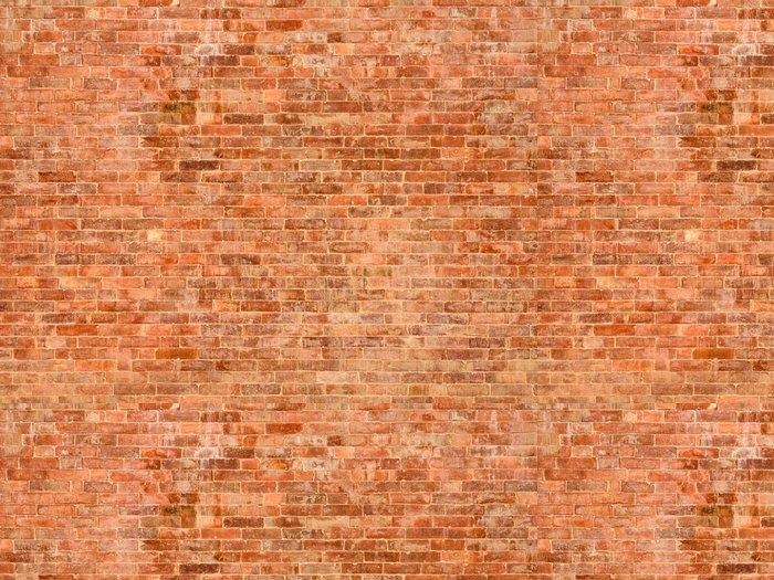 Tapeta Pixerstick Staré cihlové zdi textury - Témata