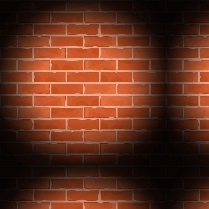Tapeta Pixerstick Staré cihlové zdi - Témata