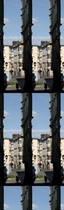 Tapeta Pixerstick Starého města Lince - Evropa