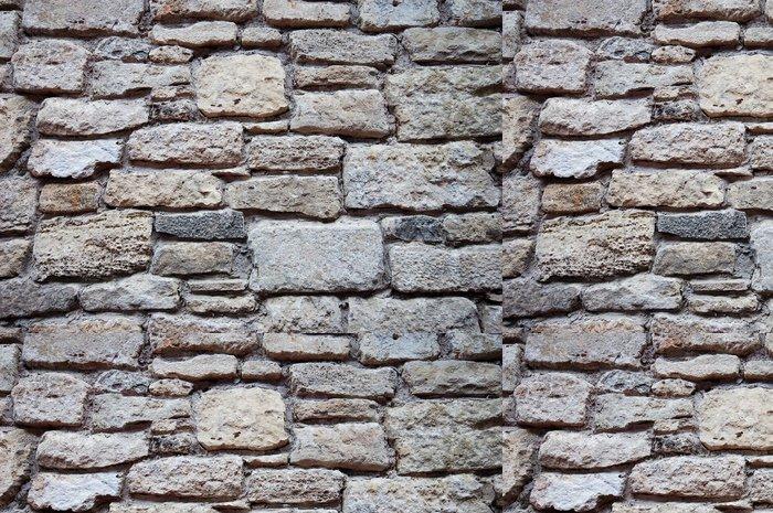 Tapeta Pixerstick Starověké kamenné zdi - Struktury