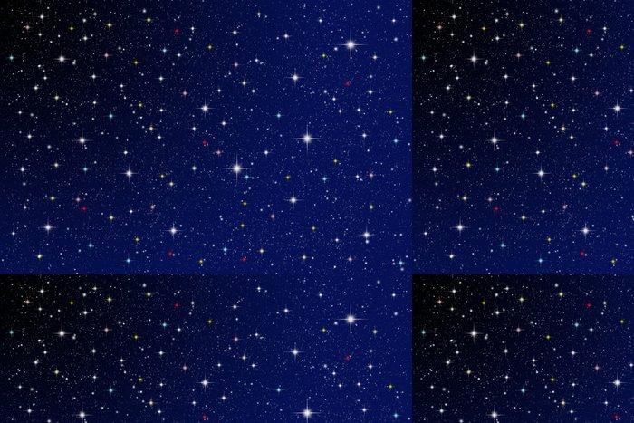 Tapeta Pixerstick Starry Sky - Vesmír
