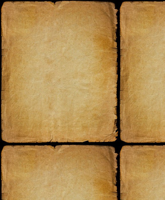 Tapeta Pixerstick Starý papír textury - Struktury