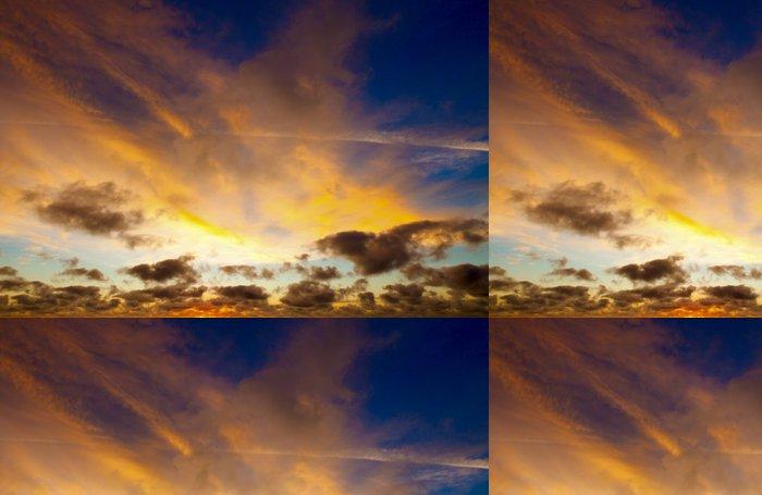 Tapeta Pixerstick Stmívání - Nebe