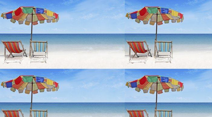 Tapeta Pixerstick Strand v Thajsku - Prázdniny