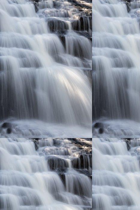 Tapeta Pixerstick Stříkající Cascade - Voda