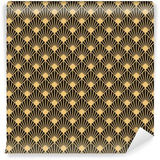 Vinylová Tapeta Stylu art deco bezproblémové vzorek textura
