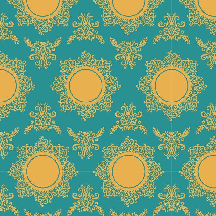 Tapeta Pixerstick Sun Pattern -