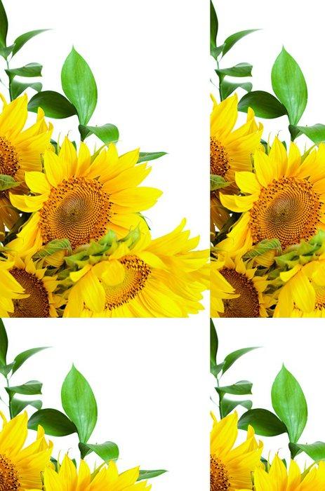 Tapeta Pixerstick Sunflowers - Květiny