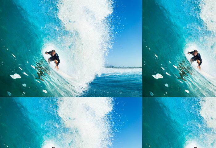 Tapeta Pixerstick Surfování - Prázdniny