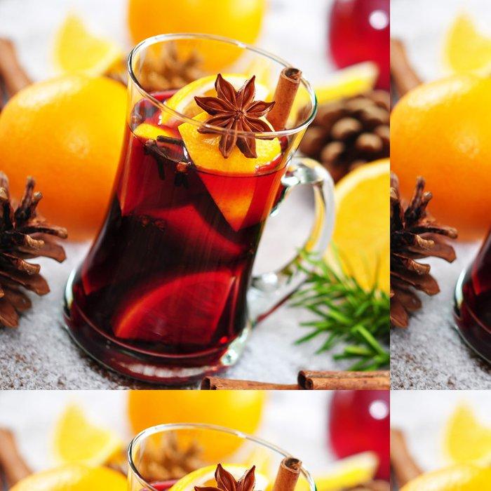 Tapeta Pixerstick Svařené víno - Mezinárodní svátky