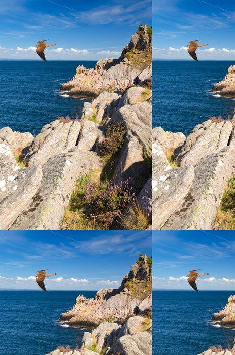 Tapeta Pixerstick Švédském pobřeží jako sokol území - Voda