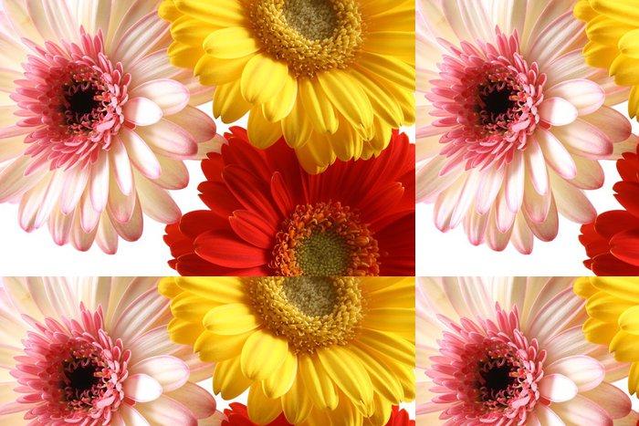 Tapeta Pixerstick Světlý - Květiny