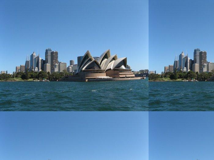 Tapeta Pixerstick Sydney panorama - Témata