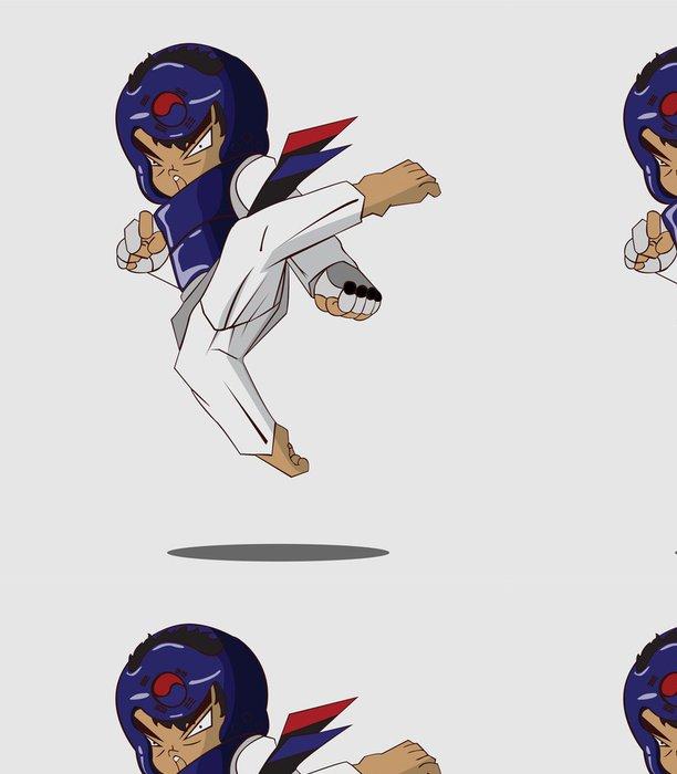 Tapeta Pixerstick Taekwondo bojové umění - Témata