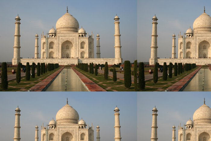 Vinylová Tapeta Taj Mahal 06 - Asie