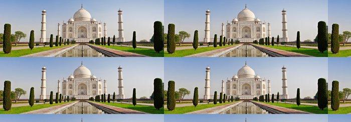 Tapeta Pixerstick Taj Mahal, Agra - Témata