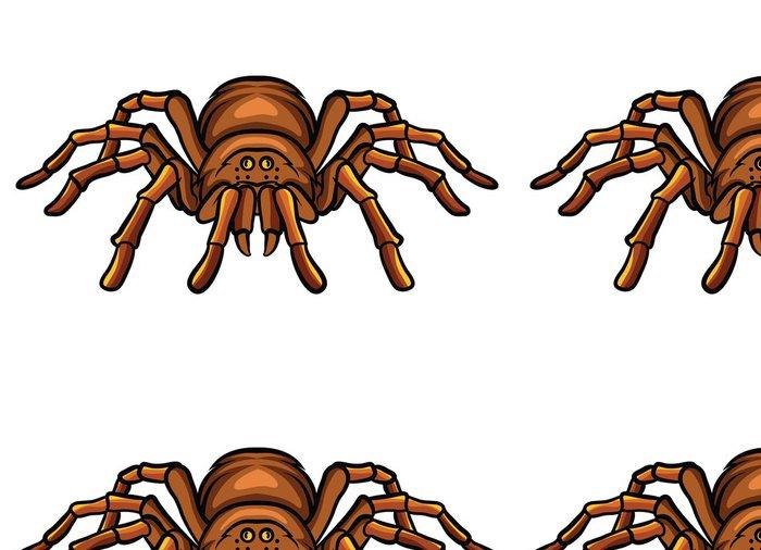 Tapeta Pixerstick Tarantule - Ostatní Ostatní