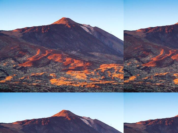 Tapeta Pixerstick Teide - Evropa