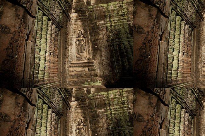 Tapeta Pixerstick Temple d'Angkor Vat - Cambodge - Náboženství