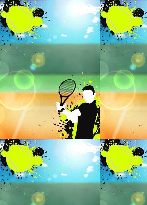 Tapeta Pixerstick Tenis sport, pozadí - Tenis