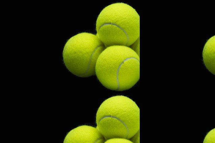 Tapeta Pixerstick Tenisové míče - Tenis