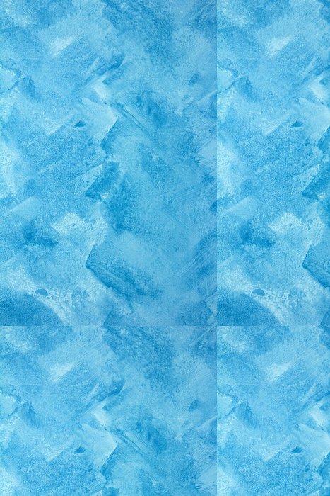 Tapeta Pixerstick Textura modrém pozadí - Struktury