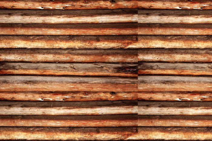 Tapeta Pixerstick Textura - staré dřevěné desky - Struktury