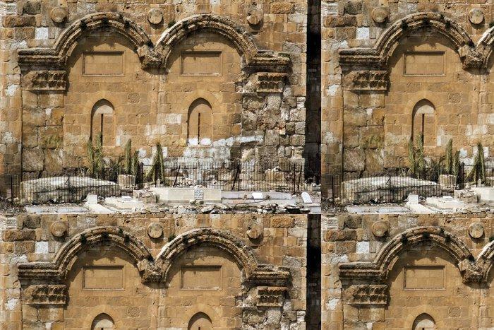Vinylová Tapeta The Golden Gate v Jeruzalémě Izrael - Střední Východ