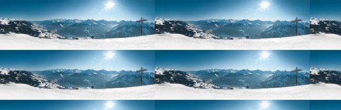 Tapeta Pixerstick Tiroler Alpen - Prázdniny